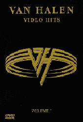 Van Halen - Video Hits Vol. 1 on DVD
