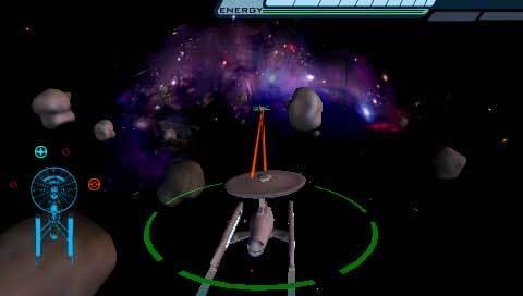 Star Trek: Tactical Assault for PSP image
