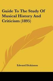 music history guide