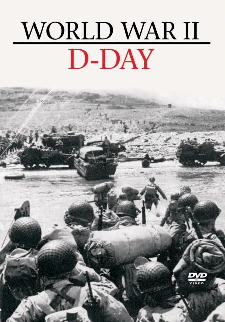 World War II - D-Day on DVD