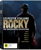 Rocky - The Undisputed Collection on Blu-ray