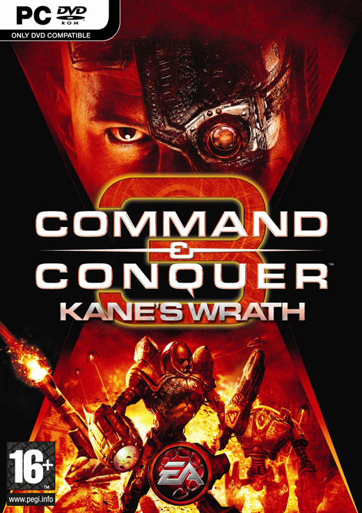 Command & Conquer 3: Kane's Wrath for PC Games