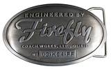 Firefly Engineered by Firefly Belt Buckle