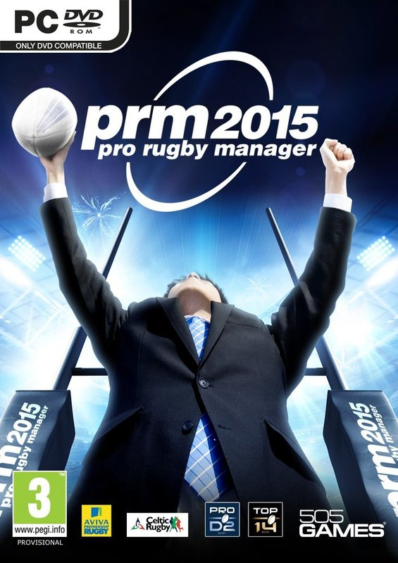 Pro Rugby Manager 2015 for PC