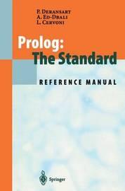 Prolog: The Standard by Pierre Deransart