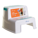 Dreambaby 2 Height Step Stool - Aqua