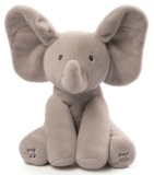 Gund: Flappy Elephant - Animated Plush