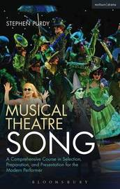 Musical Theatre Song by Stephen Purdy