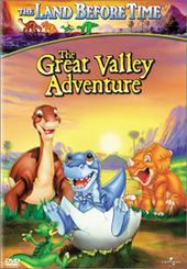The Land Before Time - Vol 2 - The Great Valley Adventure on DVD