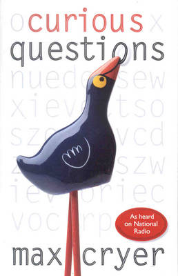 Curious Questions by Max Cryer image