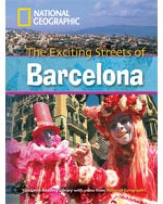 Barcelona Street Life: 2600 Headwords by National Geographic