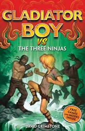 9: vs the Three Ninjas by David Grimstone image