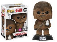 Star Wars: The Last Jedi - Chewbacca (Flocked) Pop! Vinyl Figure