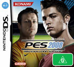 Pro Evolution Soccer 2008 for Nintendo DS
