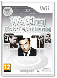 We Sing Robbie Williams for Nintendo Wii