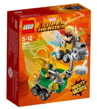LEGO Super Heroes: Mighty Micros - Thor vs. Loki (76091)