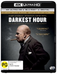Darkest Hour on UHD Blu-ray