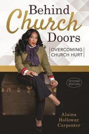 Behind Church Doors by Alaina Holloway-Carpenter image