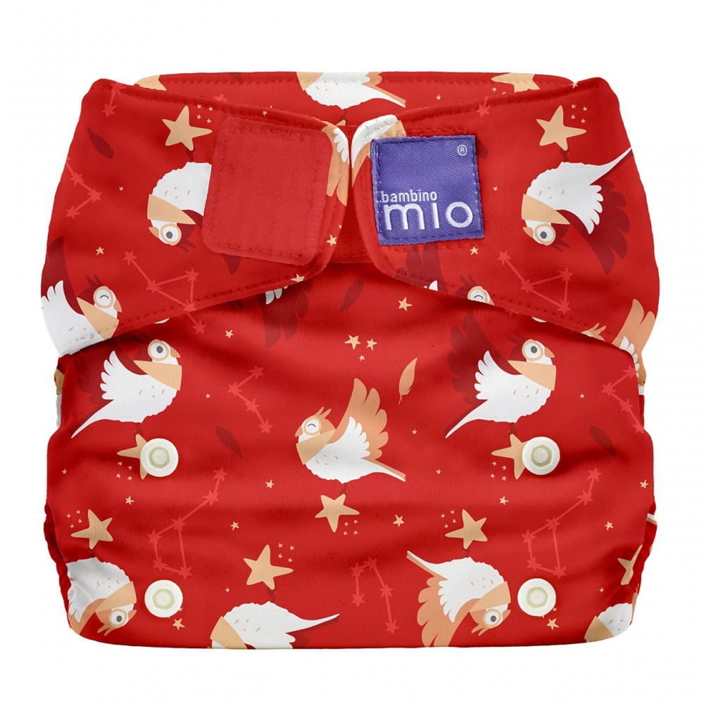 Bambino Mio: Miosolo All-in-One Nappy - Starry Night image