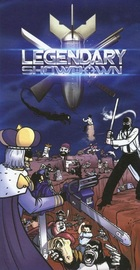 Dr. McNinja's Legendary Showdown - The Card Game