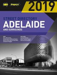 Adelaide Street Directory 2019 57th ed by UBD / Gregory's