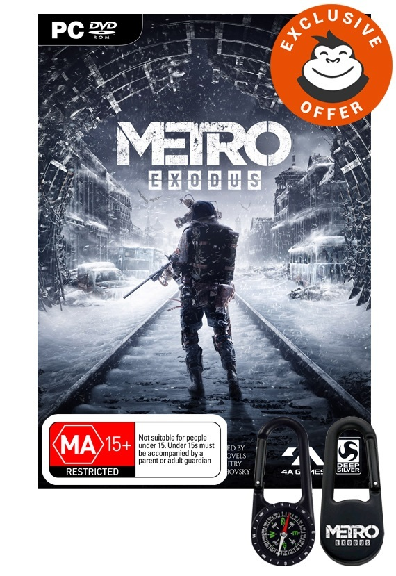 Metro Exodus for PC Games image