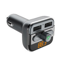 Ape Basics Bluetooth FM Transmitter for Car