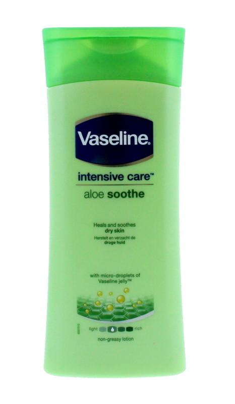 Vaseline: Body Lotion Aloe Soothe (200 ml)