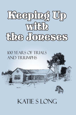 Keeping Up with the Joneses by Katie Sue Long image