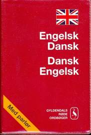 English-Danish and Danish-English Dictionary by Gyldendal