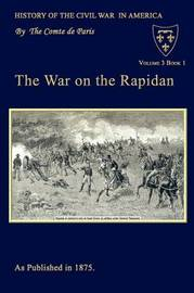 The War On The Rapidan by Comte De Paris image