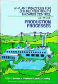 In-plant Practices for Job Related Health Hazards Control by L. V. Cralley image