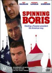 Spinning Boris on DVD