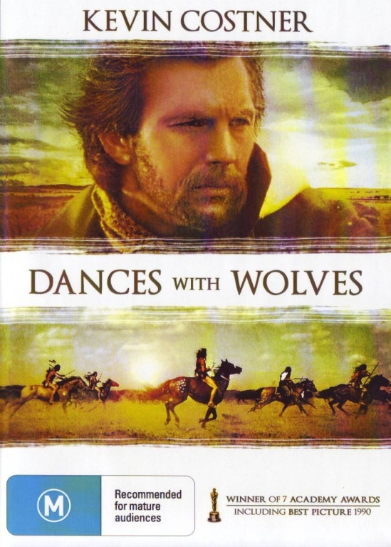 Dances With Wolves on DVD