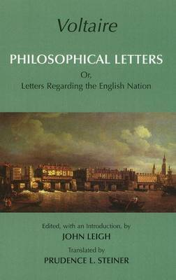 Voltaire: Philosophical Letters by Voltaire