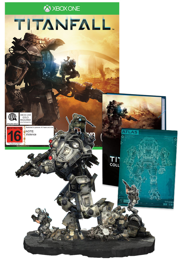 Titanfall Collector's Edition | Xbox One | Buy Now | at ...