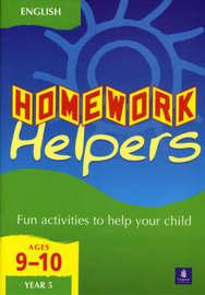 Longman Homework Handbooks: English 5, Key Stage 2 by Alan Gardiner image