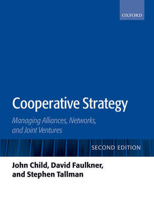 Cooperative Strategy by John Child image