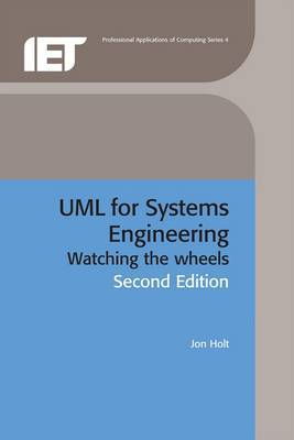 UML for Systems Engineering by Jon Holt image