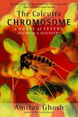 The Calcutta Chromosome by Amitav Ghosh image
