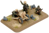 Flames of War: Afrika Korps - Rifle Platoon (25pc) image