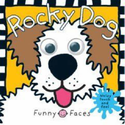 Funny Faces by Roger Priddy image