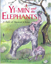 Yi-Min and the Elephants by Caroline Heaton image