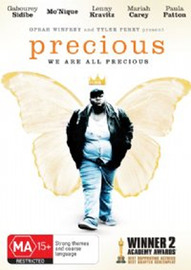 Precious on DVD