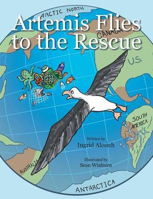 Artemis Flies to the Rescue by Ingrid Alesich