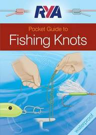 RYA Pocket Guide to Fishing Knots by Jim O' Donnell image