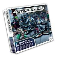 Star Saga: Corporation Minion Booster