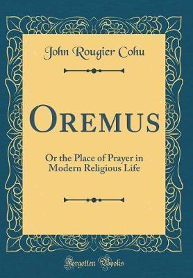 Oremus by John Rougier Cohu