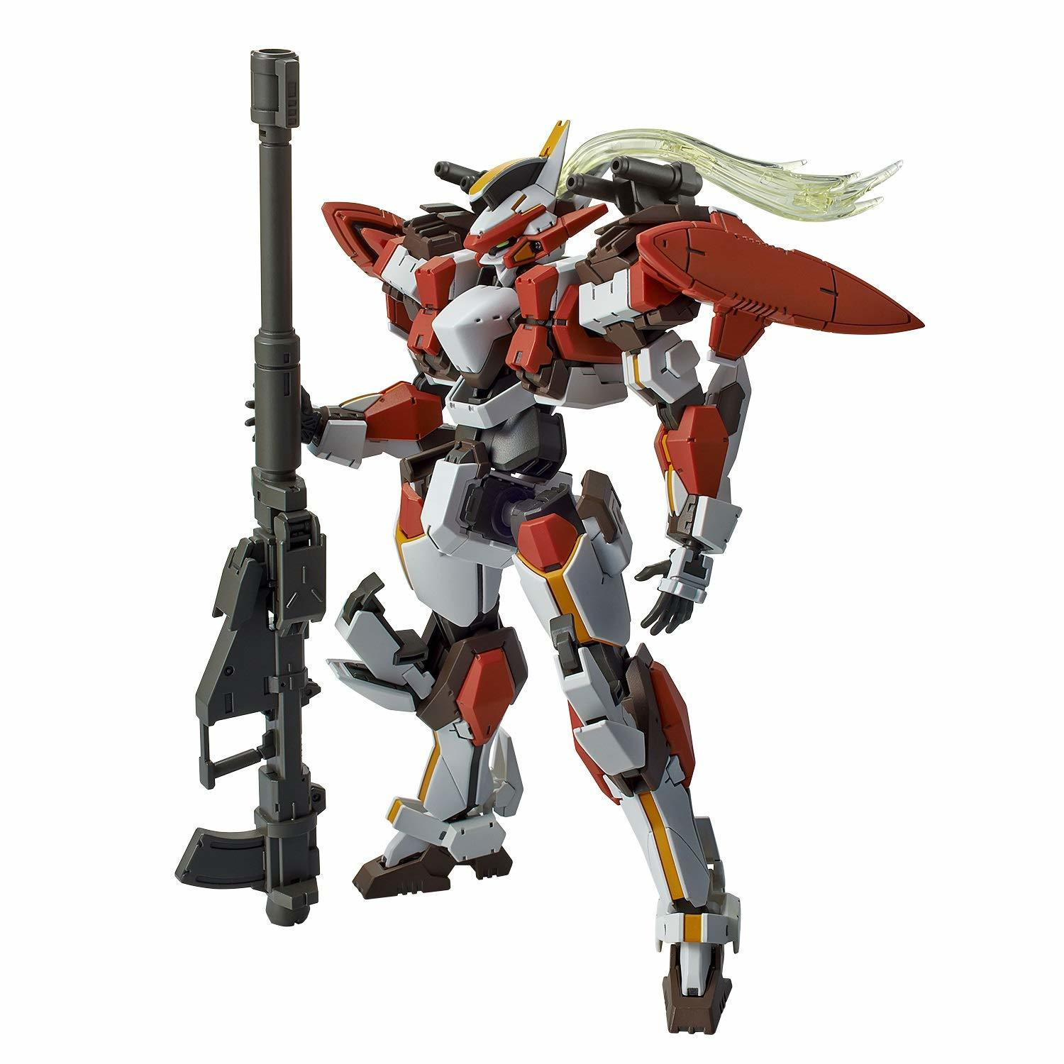 HG 1/60 Full Metal Panic: HG Laevatein Ver.IV - Model kit image
