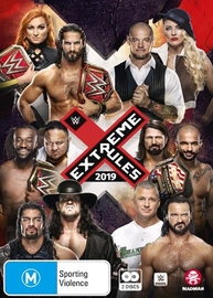 WWE: Extreme Rules - 2019 on DVD